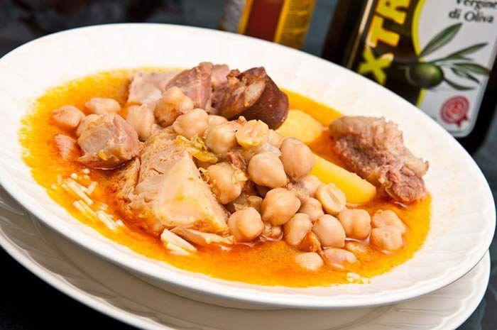 Cocina Tradicional Española Recetas | Una Lista Con 100 Platos De Comida Espanola Indispensables Que