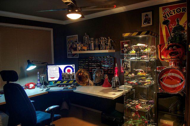 Man Cave Ideas Nerd : Nerd cave ii now nerdier! and game rooms