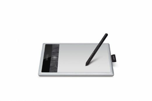 Amazon Com Wacom Bamboo Capture Pen And Touch Tablet Cth470