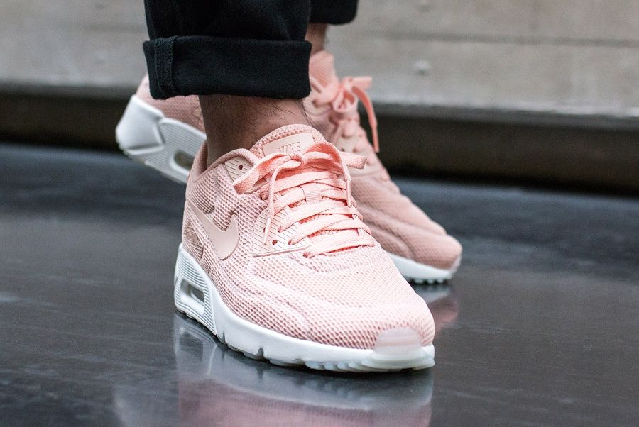 Nike Air Max 90 Ultra 2.0 BR Breathe 'Arctic Orange' (With