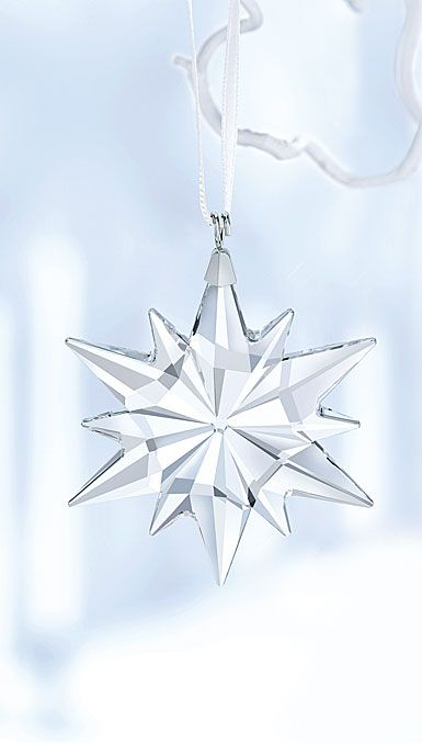 bd46732e2 Swarovski Crystal, Little Star Crystal Ornament | All Things ...