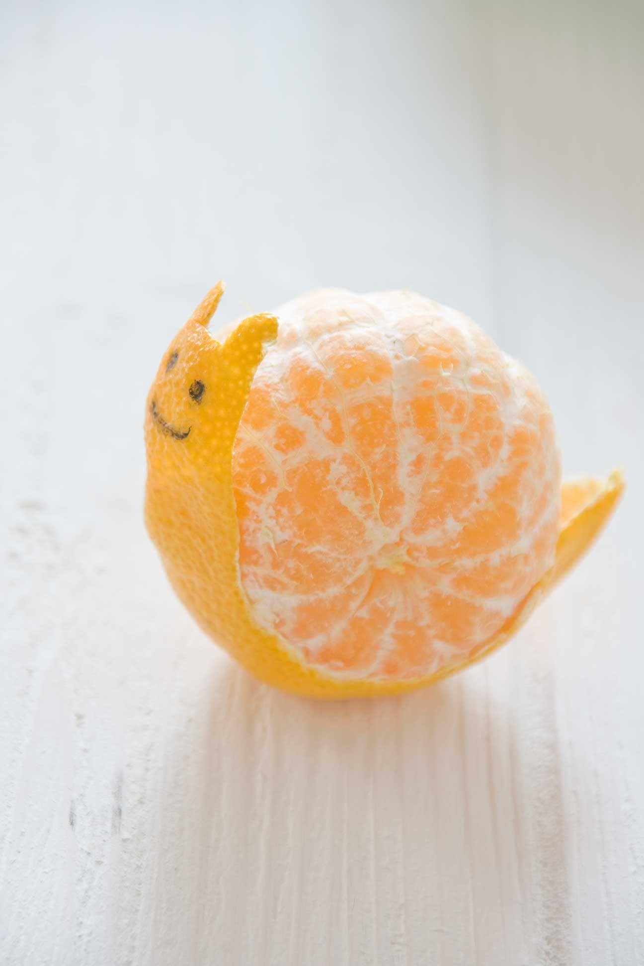 Tangerine animals