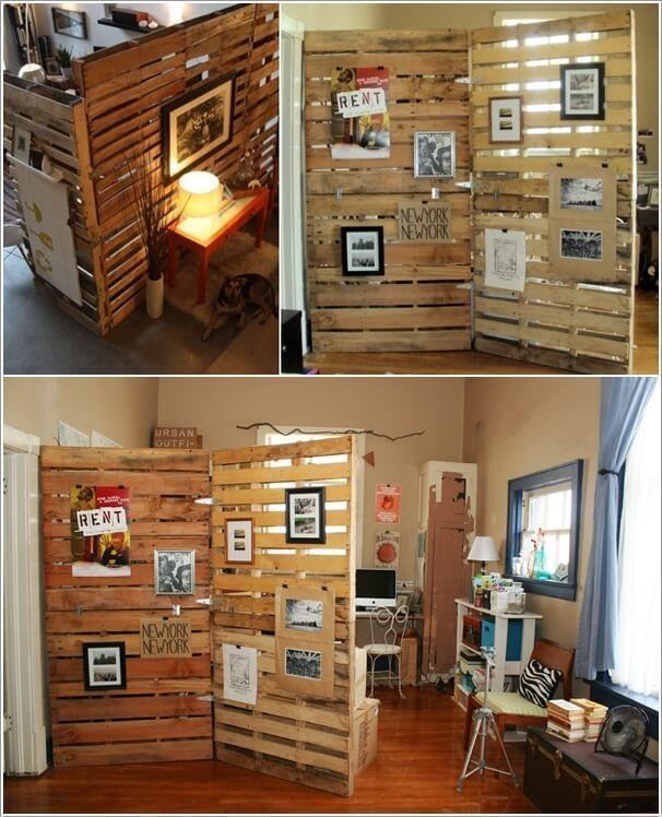 16+ Enchanting Metal Room Divider Woods Ideas images