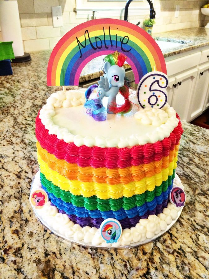 I Like The Sides Of This Cake Make Itself In Rainbow Color Layers Think Something More Unique For Top
