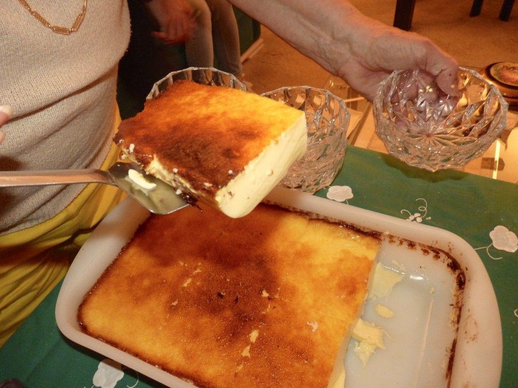 Oeufs au lait grand m re la cuisine de micheline food - La cuisine de grand mere angouleme ...