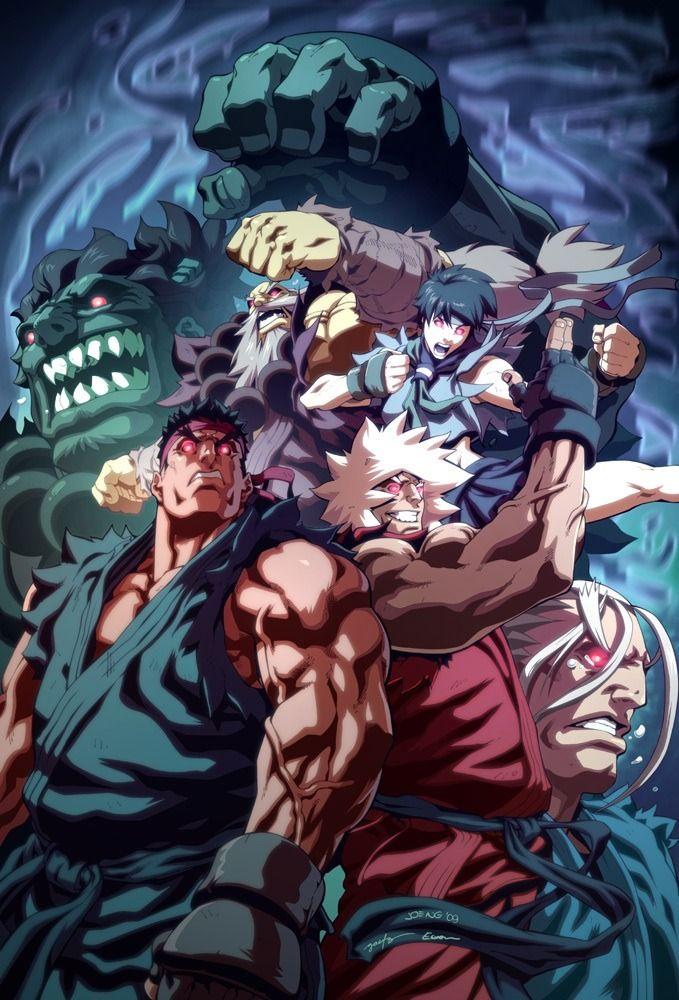Street Fighter, El mejor juego de peleas, 173 Imágenes [HD ...