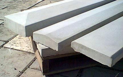 Precast Concrete Coping Wall Caps Precast Concrete Wall Seating Concrete Wall