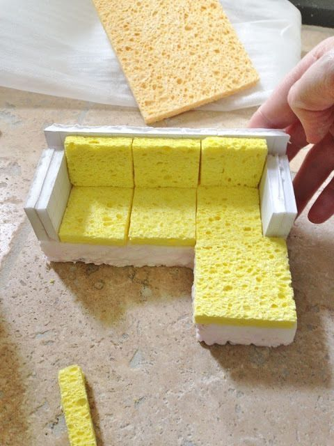 Use sponges good idea - # sponges - #Genel #dollsdollsdolls