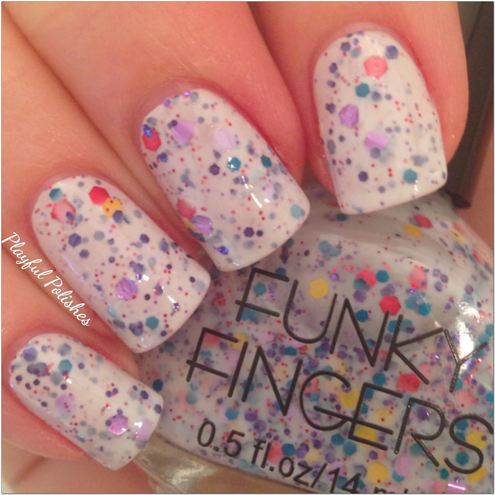 Funky Fingers - Jawbreaker | Nails | Pinterest | Funky fingers and ...
