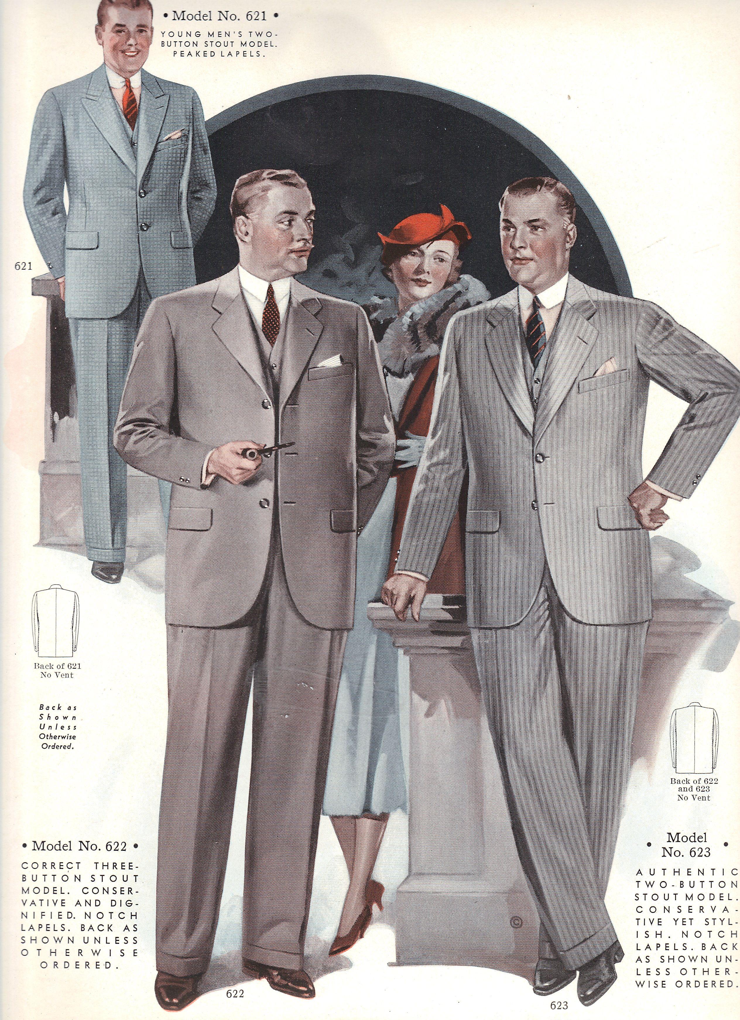 Authoritative vintage wear collection