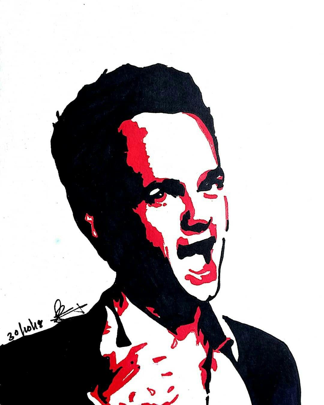 Pop Art Of Neil Patrick Harris Barney Stinson Himym
