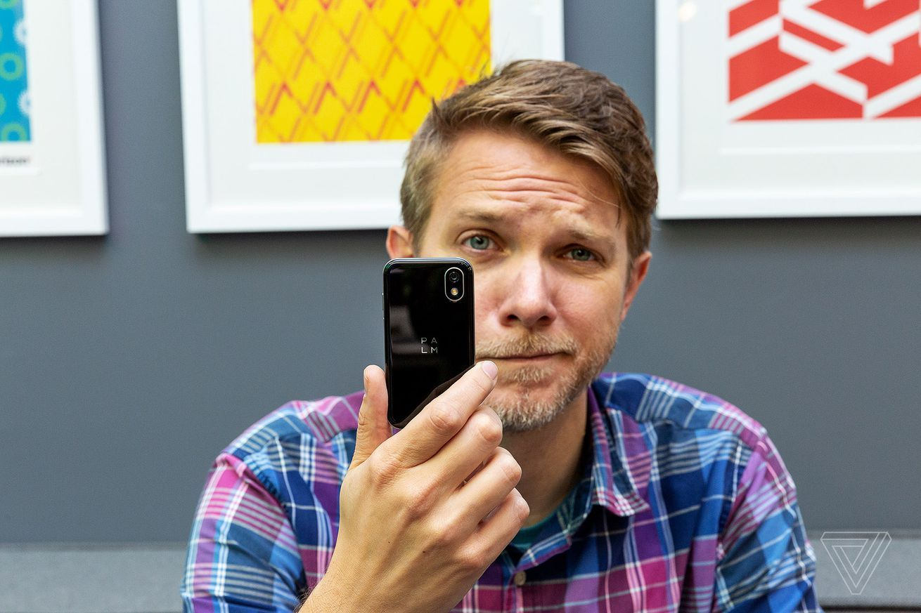Vergecast Spotify's big audio play and Palm phone review