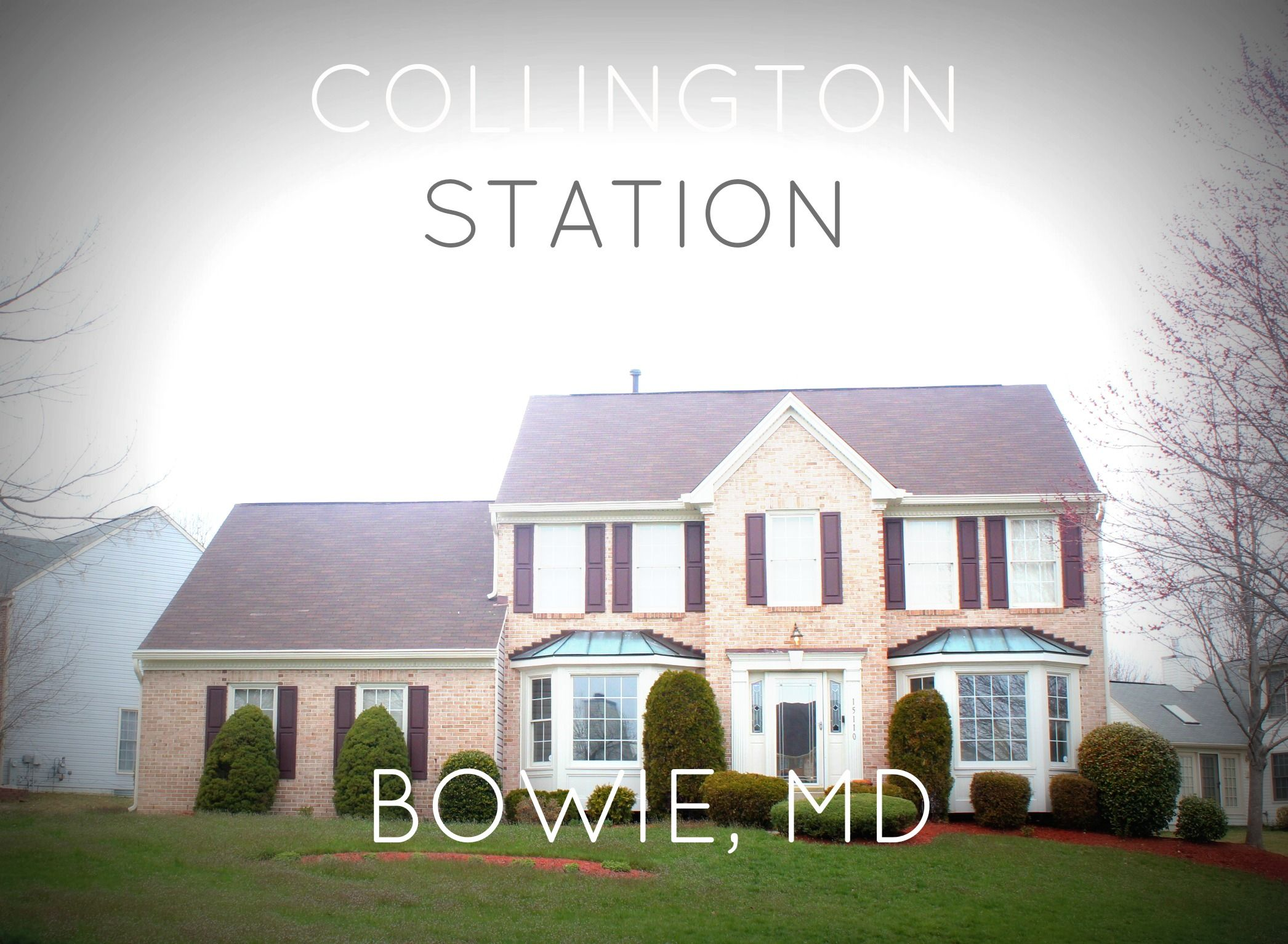 Collington Station Subdivision in Bowie, MD