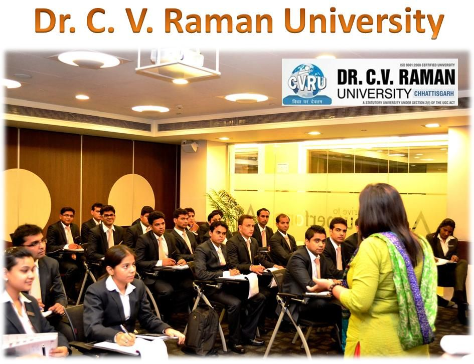 Dr. C. V. Raman University is Among the Best Engineering