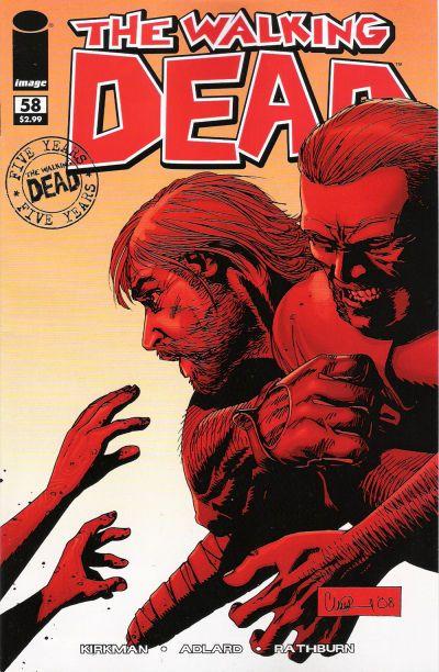 The Walking Dead #58