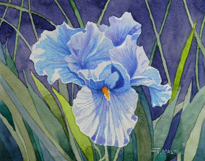 Http Christianmalto Blogspot Fr With Images Flower Artwork