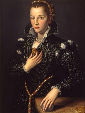 1560 - Lucrezia de Medici
