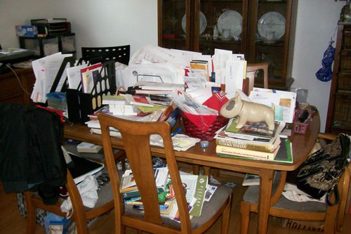how to help a hoarder organize
