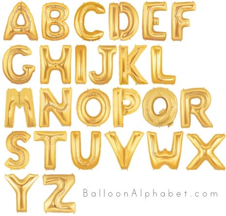 where to buy your own alphabet balloon letters kels With buy letter balloons