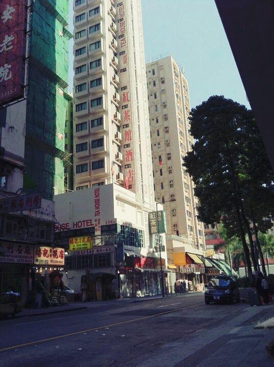 Hunghom hotel