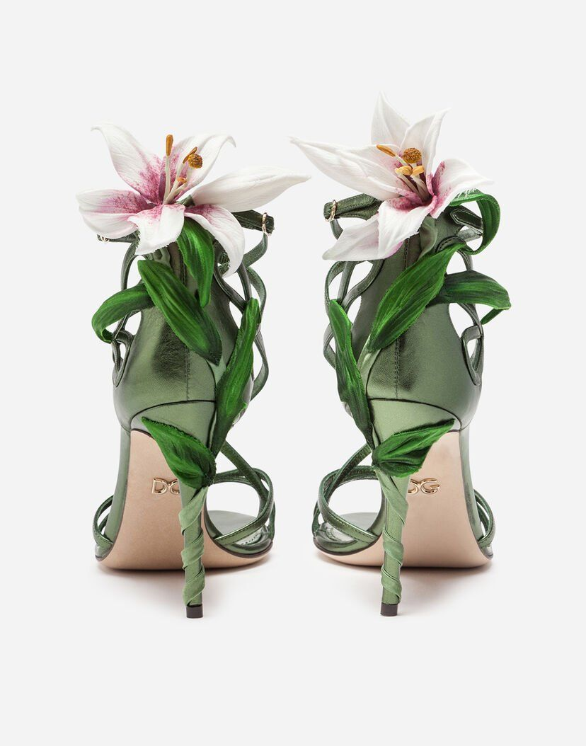 Women's Sandals and Wedges | Dolce&Gabbana - MORDO
