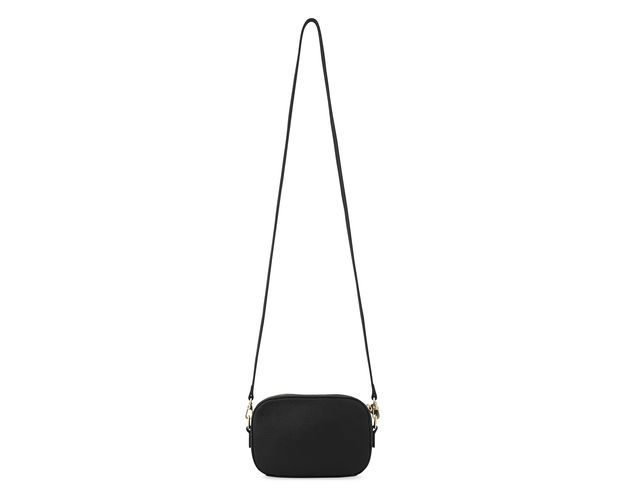 Baxter Leather Strap Mini Bag, in Black on Whistles £95