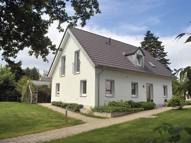 Massivhaus satteldach  ICON 4.01 von Dennert Massivhaus - Musterhaus.net | Hausbau ...