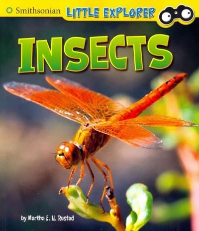 Introduces different types of insects to young readers ...