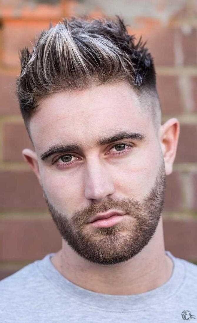 Manner frisuren viele haare