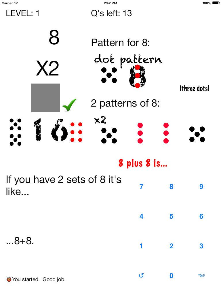 Magic Numbers by Right Brain Right brain, Brain learning