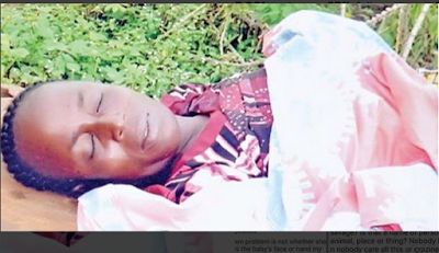 Welcome To Chitoo's Diary.: Man Kills Sister In Kogi Over Plantain Harvest (Gr...