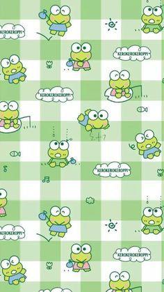 Keroppi Sanrio Wallpaper Keroppi Wallpaper Hello Kitty Wallpaper