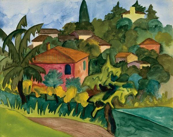 10 Frases E 10 Pinturas De Hermann Hesse Art Hermann Hesse