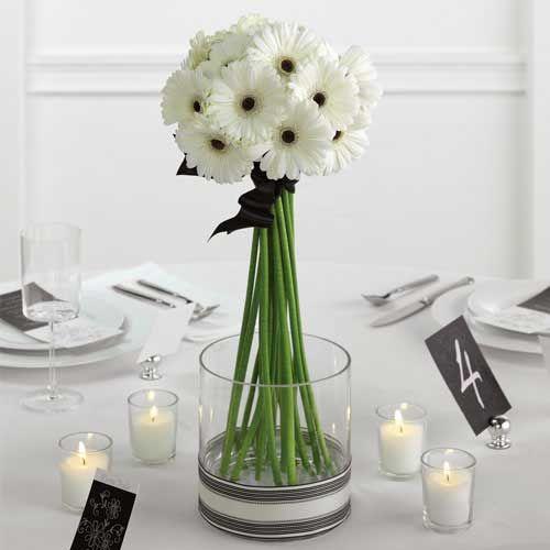 Modern Interior Simple Centerpiece Ideas