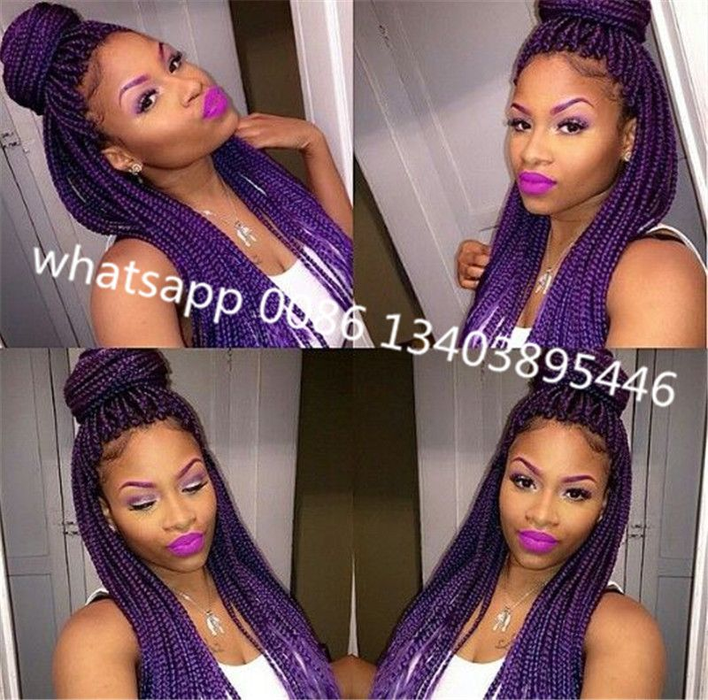 5pieces Lot Senegalese Twist Braids Marley Hair 24 100g Pack 2x