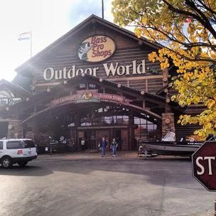 Photo taken at Bass Pro Shops by Charles W. on 11/1/2013