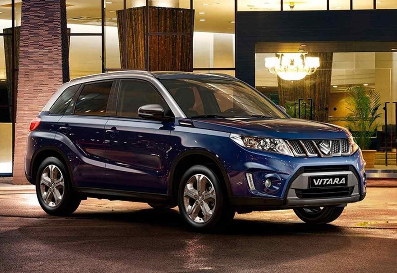 2020 Suzuki Grand Vitara Preview Images