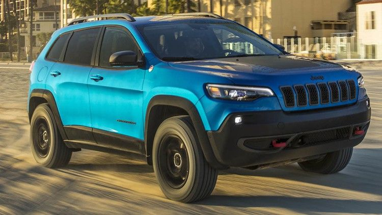 2019 Jeep Cherokee Is Recalled Over Stalling Risk
