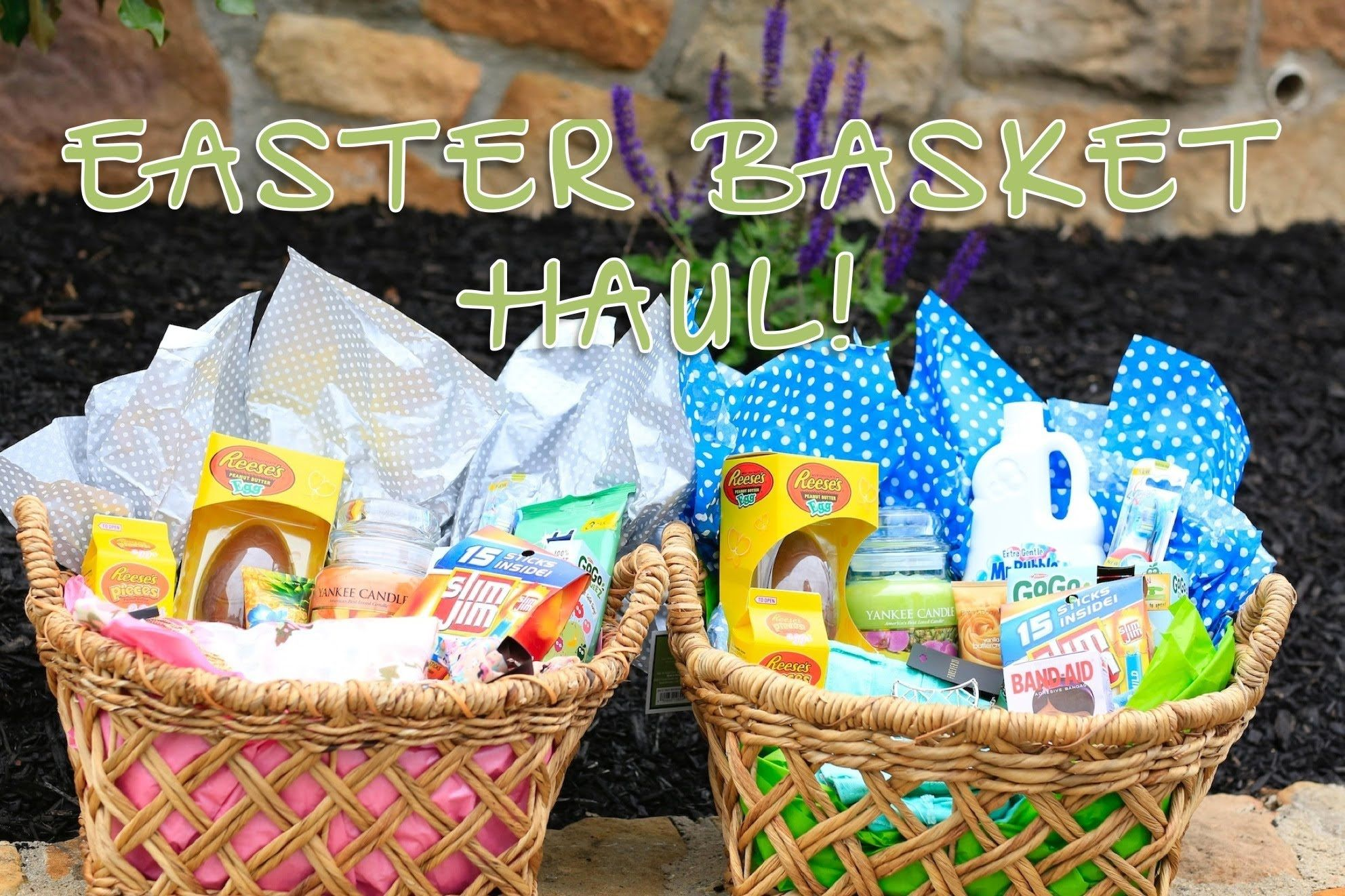 Easter basket haul brooklyn and bailey brooklyn and bailey vids easter basket haul brooklyn and bailey negle Choice Image