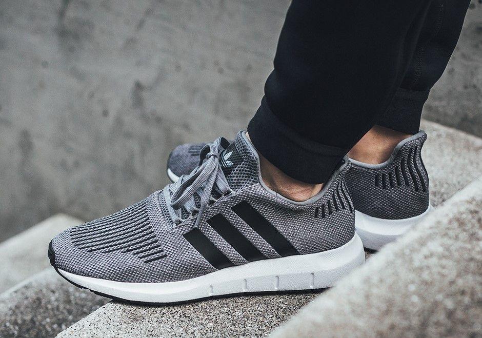 4b15f9a7d142 Adidas Swift Run Grey