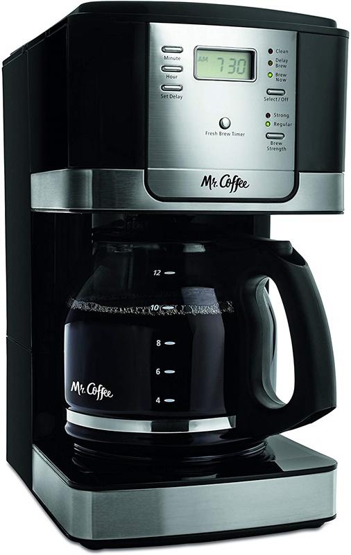 楽天市場 本日クーポン5 ポイント3倍 コーヒーメーカー ミスターコーヒー Mr Coffee 12カップ 12 Cup Jwx27 プログラマル コーヒーメーカー ブラック アイディーリ輸入雑貨専門店 コーヒーメーカー コーヒー カップ