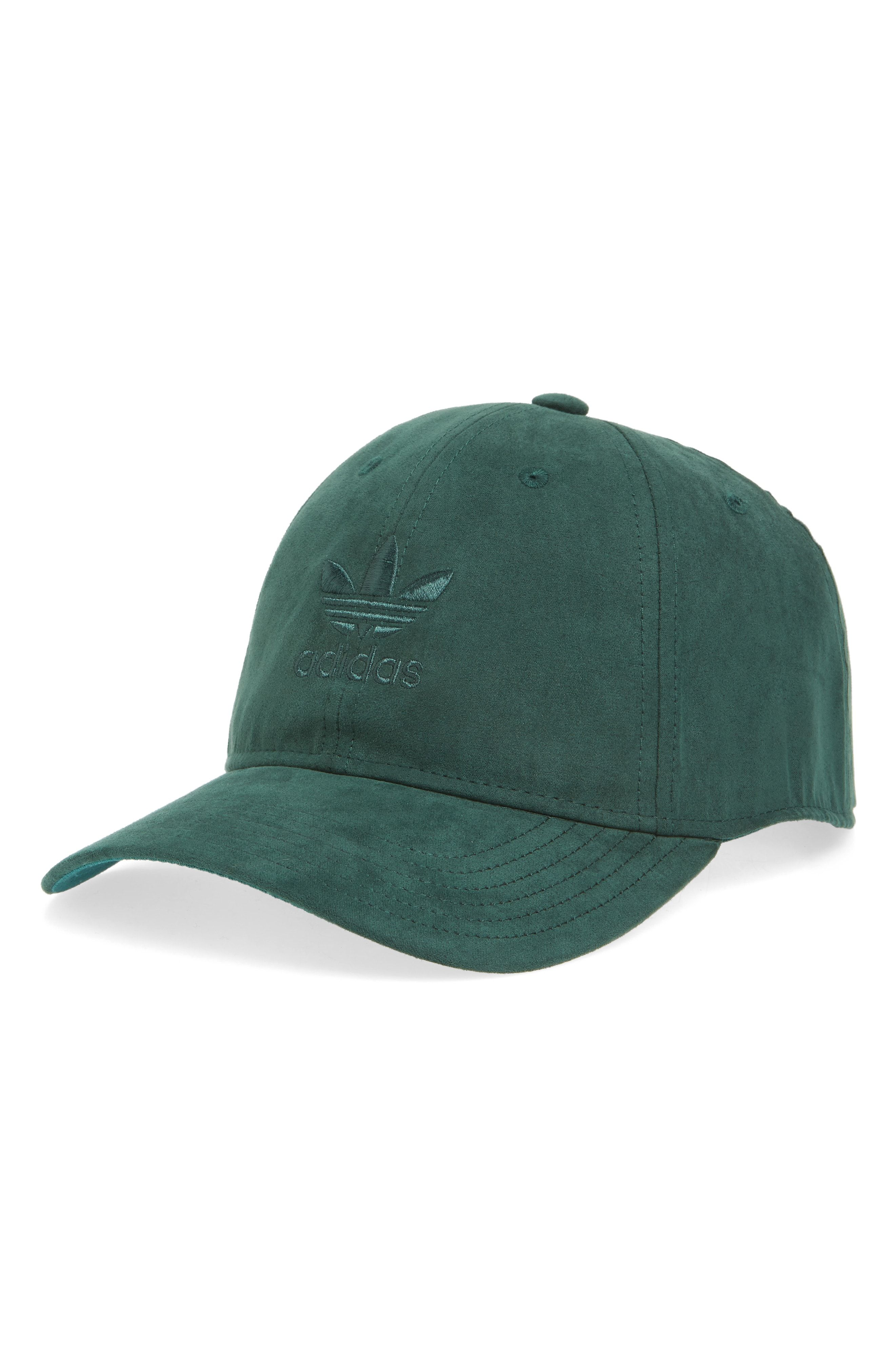 4191c9a8ff3 ADIDAS ORIGINALS RELAXED PLUS BALL CAP - GREEN.  adidasoriginals ...