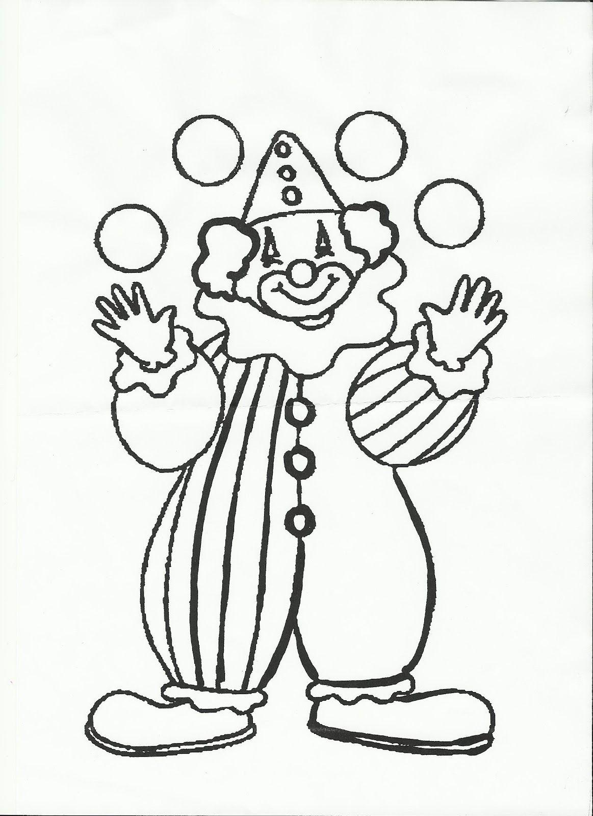 ΑΠΟΚΡΙΑΤΙΚΑ ΚΟΛΛΑΖ! (With images) Clown crafts