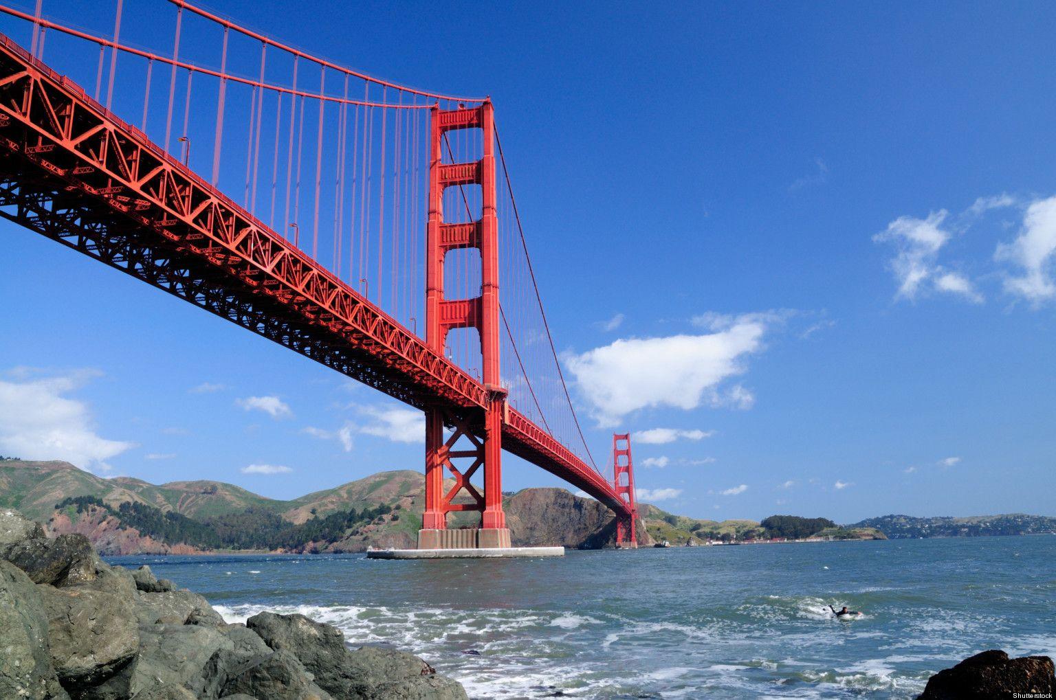 Big Change Coming To The Golden Gate Bridge Golden Gate Bridge Golden Gate San Francisco Golden Gate Bridge Golden gate bridge sea coast rocks