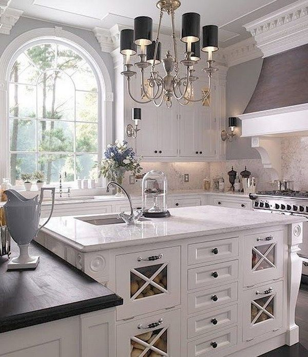 16 Perfect Kitchen Designs For Classy Homes: 30+ Awesome Kitchen Lighting Ideas