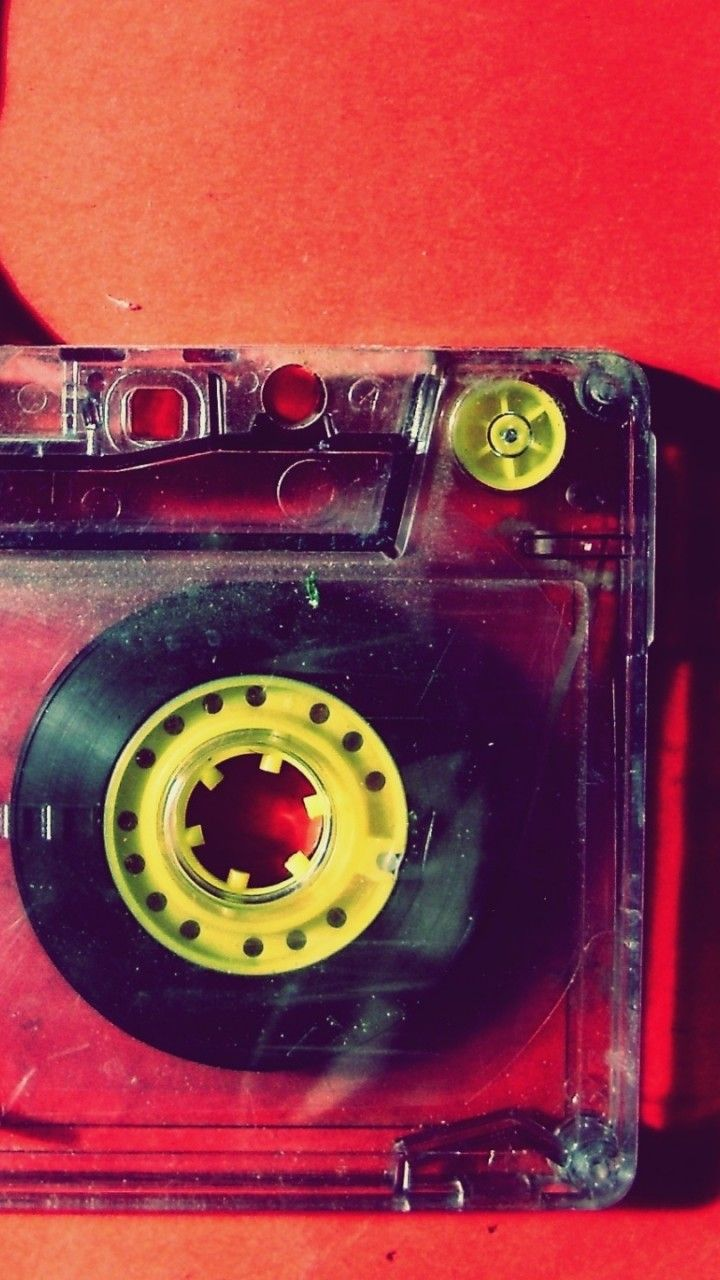 Vintage Cassette Tape Galaxy S3 Wallpapers Galaxy S3