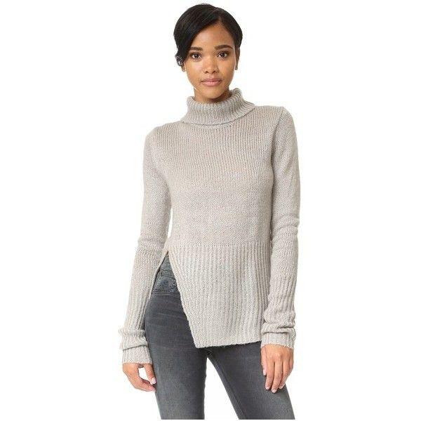 Cheap Monday Haunt Turtleneck Sweater (410 CNY) ❤ liked on ...