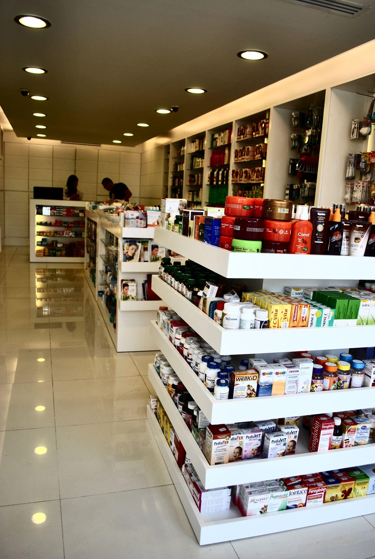 Pharmacy Shelving, Pharmacy Shelves, Pharmacy Design, Pharmacy Interior,  Modern Pharmacy, Future