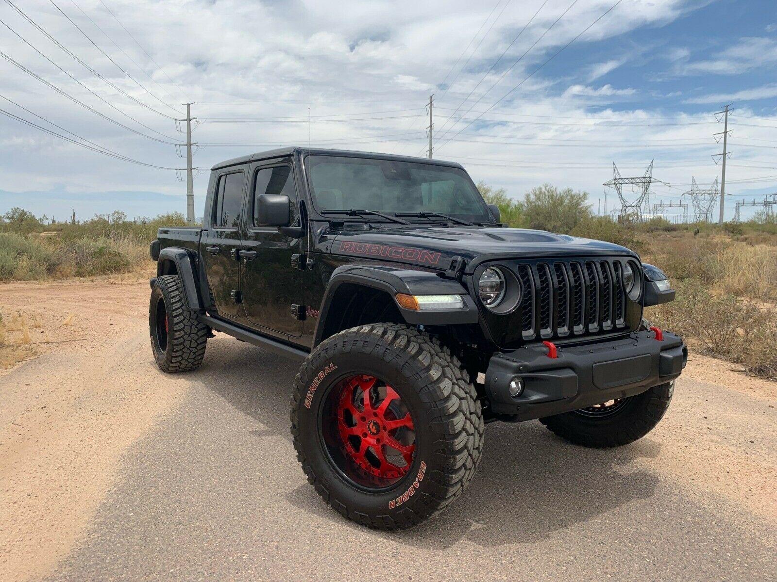 Jeep Wrangler Gladiator Custom Jeep Wrangler Jeep Wrangler Jl