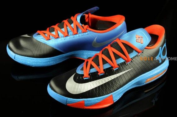 "12ae7c99689c Nike KD 6 ""Thunder Away"""